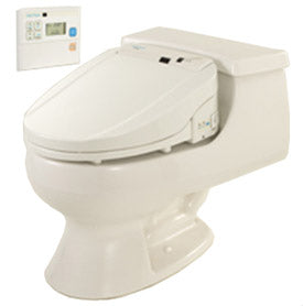 Deluxe Bidet with Remote