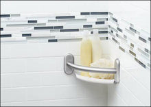 Load image into Gallery viewer, Moen Grab Bar With Corner Shelf