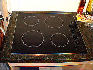 Electric Stove Tops for an Accessible Kitchen