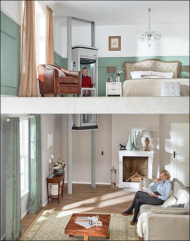 Stiltz Residential Home Elevators California