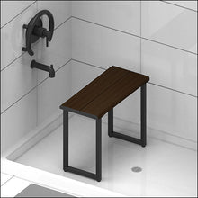Load image into Gallery viewer, Invisia Shower Bench