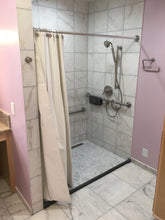 Load image into Gallery viewer, Weighted Shower Curtains (Select Options)