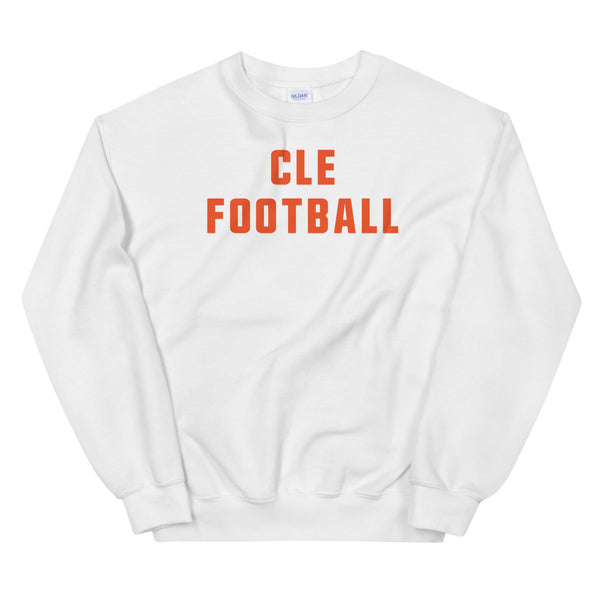 CLE FOOTBALL - Unisex Sweatshirt