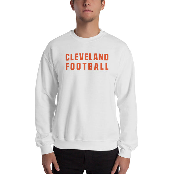 Cleveland Football - Unisex Sweatshirt