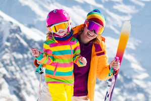 How to Dress Kids for Skiing-SkiGala