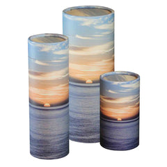 Ocean Sunset Eco Friendly Scattering Tube for Ashes - Adult