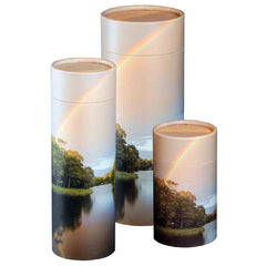 Rainbow River Eco Friendly Scattering Tube for Ashes - Adult