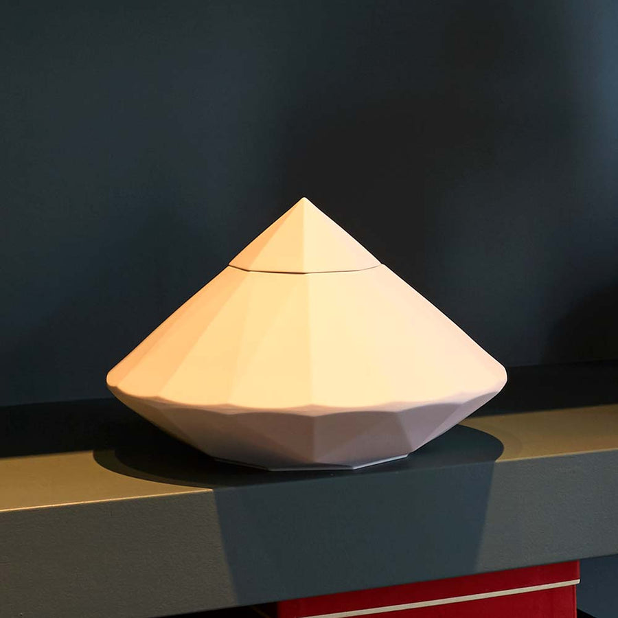 Diamond Cremation Urn For Ashes