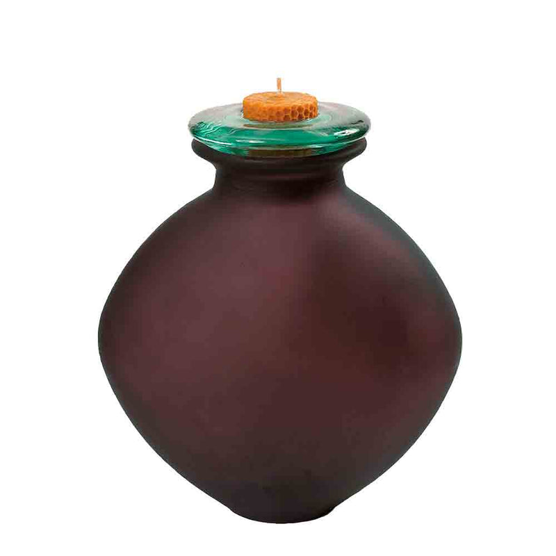 Flamma Recycled Glass Urn For Ashes