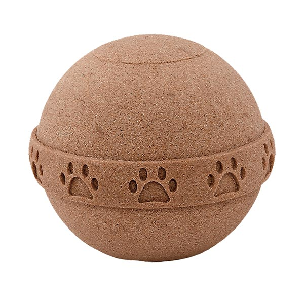 SandSphere Biodegradable Urn For Pet Ashes small