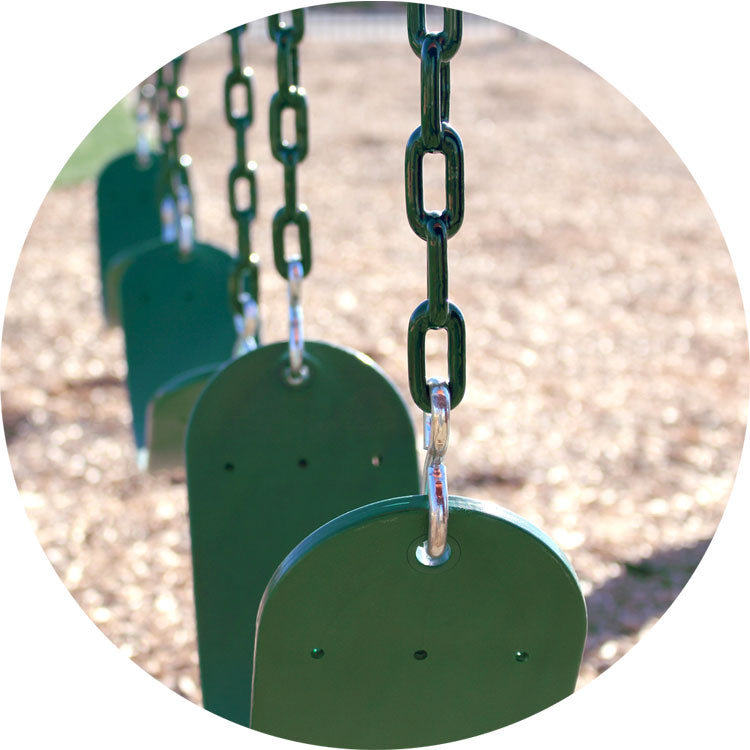 Coated Swing Chains