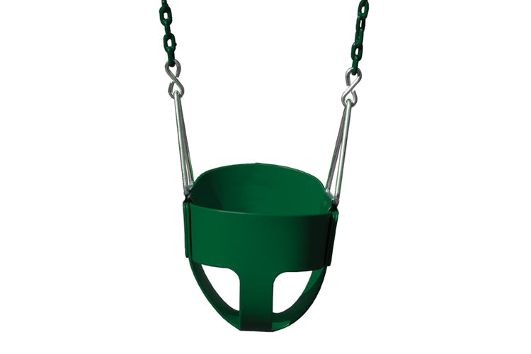 Full Bucket Toddler Swing