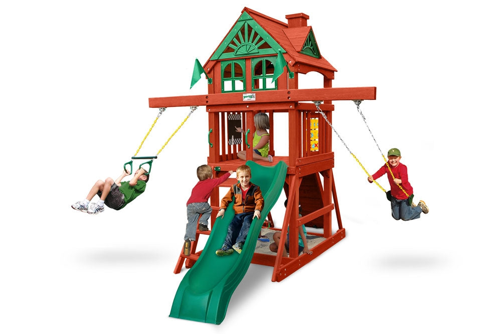 Five Star II Space Saver - Gorilla Playsets