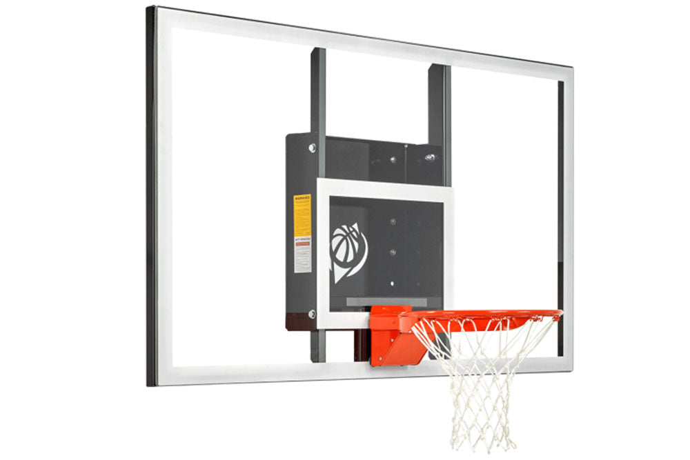 Goalsetter - GS72 Baseline Wall Mount Goal