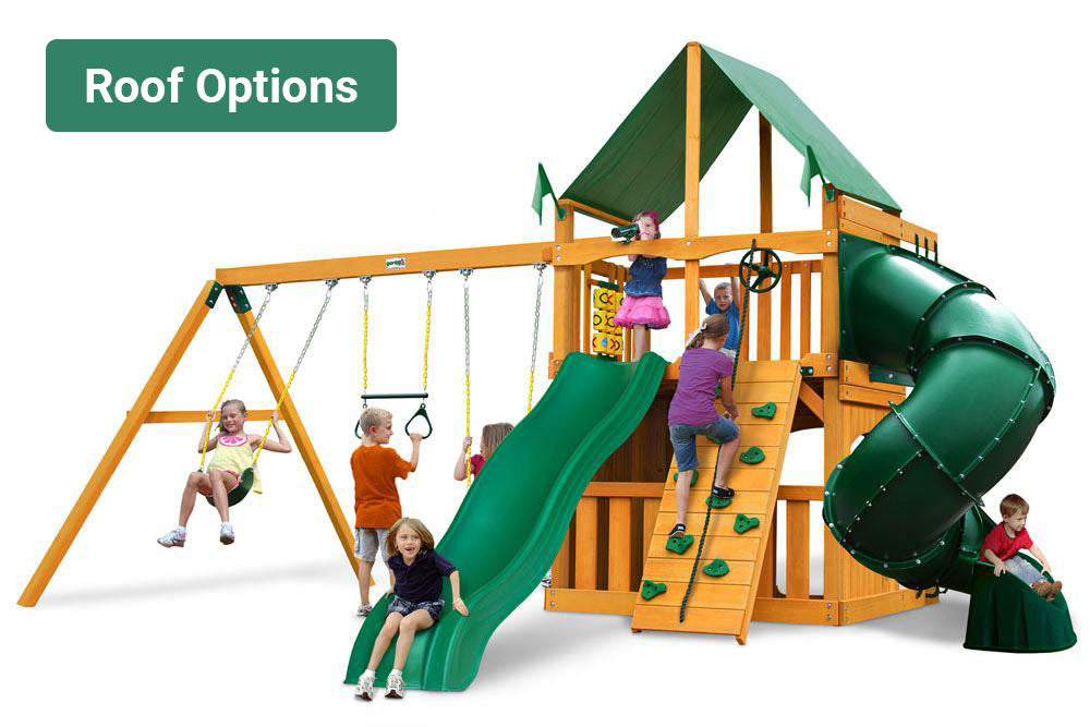 Mountaineer Clubhouse - Gorilla Playsets