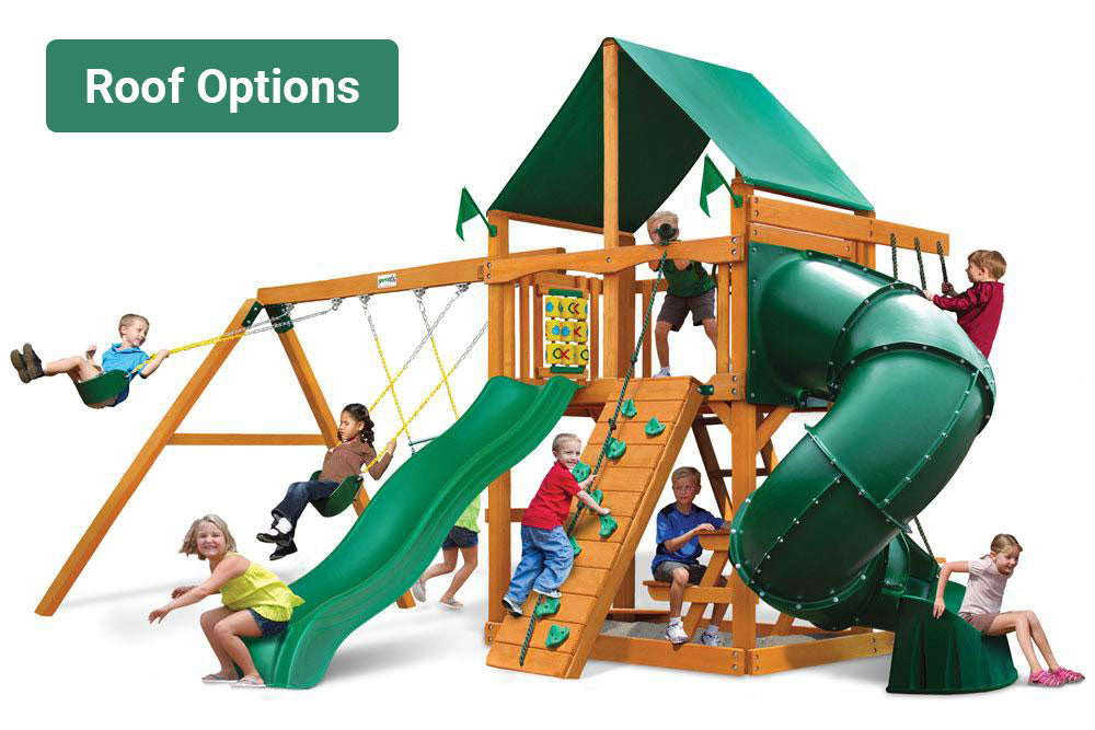 Mountaineer - Gorilla Playsets