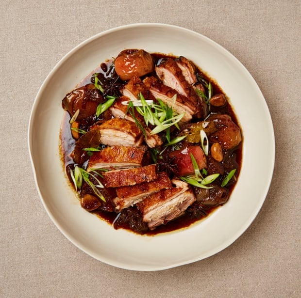 Ottolenghi apple with pork recipe