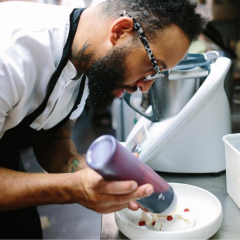 James Cochran is the chef at 12:51 having starred on Great British Menu.