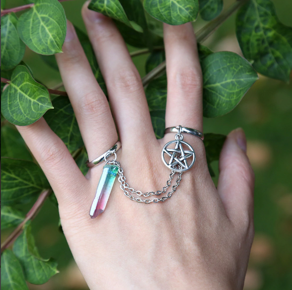 Wiccan Rings & Jewelry | Green Witch Creations