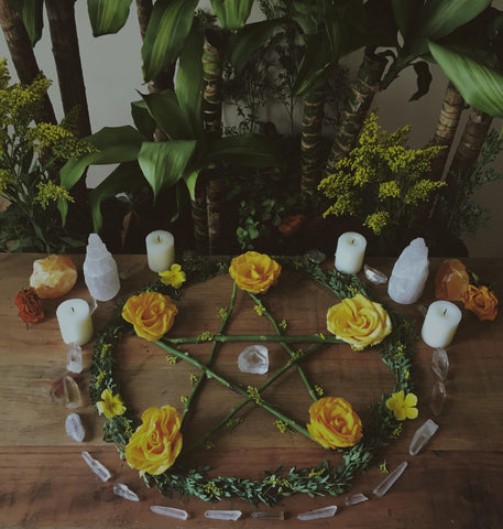 Spell Casting | Green Witch Creations Sedona, Arizona