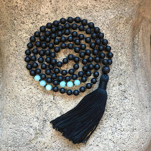 Mala Prayer Necklaces | Mala Prayer Beads | Green Witch Creations - greenwitchcreations