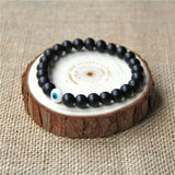 Evil Eye Stone Bracelets | Jewelry | Green Witch Creations - greenwitchcreations
