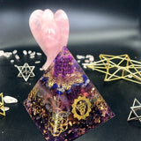 Orgonite Pyramids | Green Witch Creations - greenwitchcreations