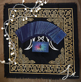 Wiccan Altar Tarot Cloths | Divination Tools | Green Witch Creations - greenwitchcreations