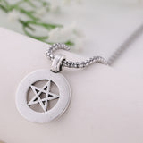 Pentacle Necklaces - greenwitchcreations