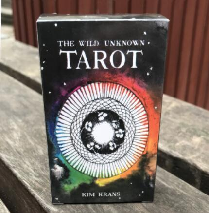 The Wild Tarot Card Decks | Tarot & Oracle Cards | Green Witch Creations - greenwitchcreations