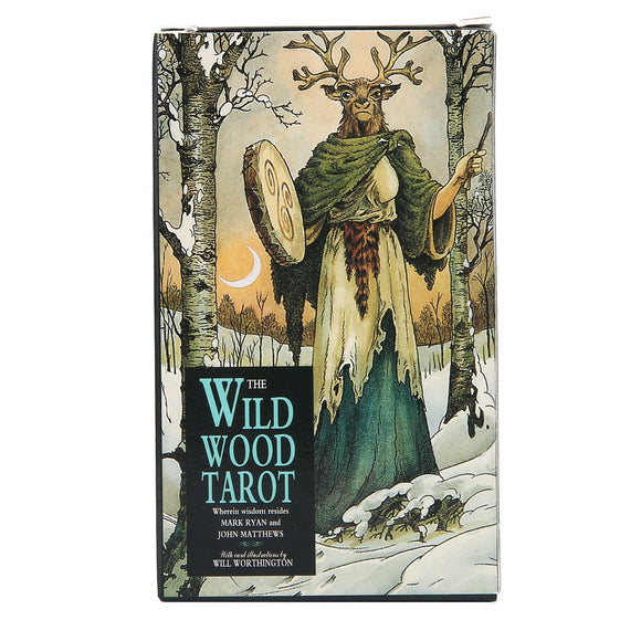 The Wild Wood Tarot Card Decks | Green Witch Creations - greenwitchcreations