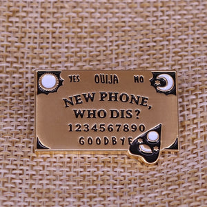 Ouija Board Pins - greenwitchcreations