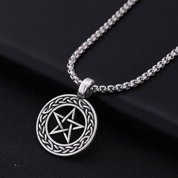 Pentacle Necklaces | Jewelry | Green Witch Creations - greenwitchcreations