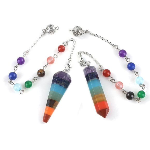 Chakra Pendulums | Green Witch Creations - greenwitchcreations