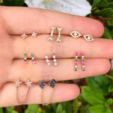 Stud Earring Sets | Jewelry | Green Witch Creations - greenwitchcreations
