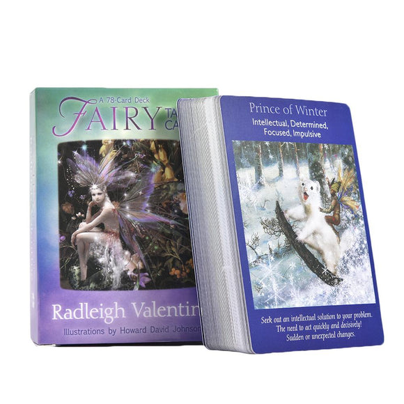 Fairy Tarot Card Decks For Sale | Green Witch Creations - greenwitchcreations
