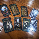 Deviant Moon & Alchemy Tarot Decks | Tarot & Oracle Cards | Green Witch Creations - greenwitchcreations