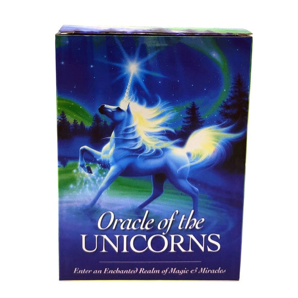 Oracle Of The Unicorns Deck | Tarot & Oracle Cards | Green Witch Creations - greenwitchcreations