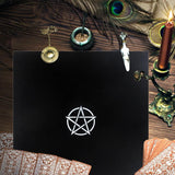 Pentacle Alter Tarot Cloths - greenwitchcreations