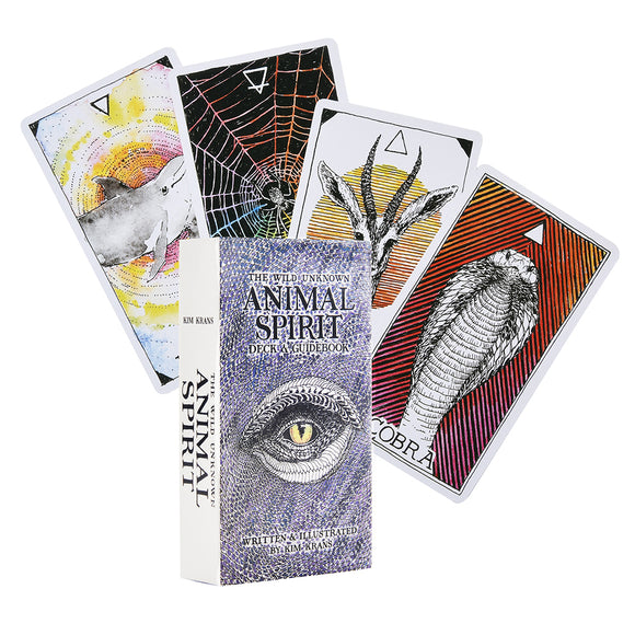 The Wild Unknown Animal Spirit Oracle Card Decks | Green Witch Creations - greenwitchcreations