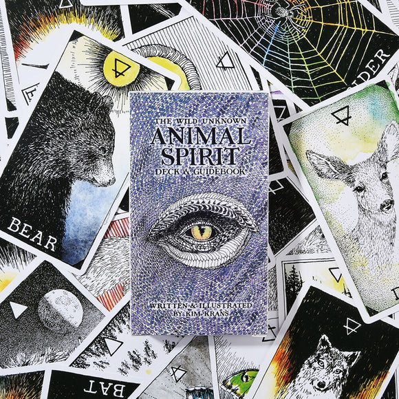 The Wild Unknown Animal Spirit Card Deck and Guidebook - greenwitchcreations