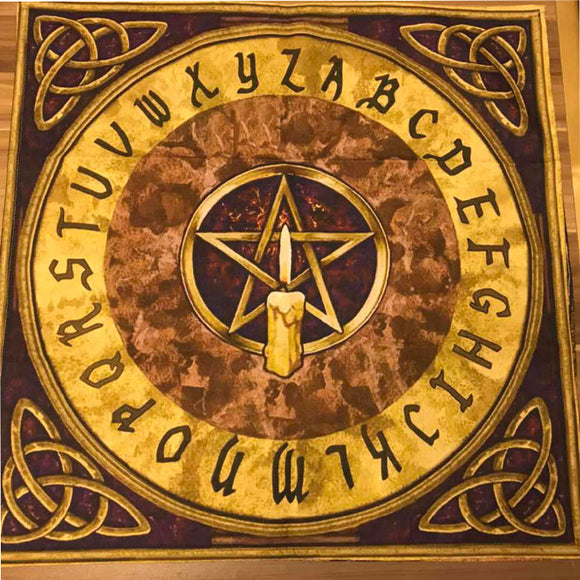 Alter Mats | Wiccan Supplies - greenwitchcreations