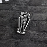 Gothic Enamel Pins - greenwitchcreations