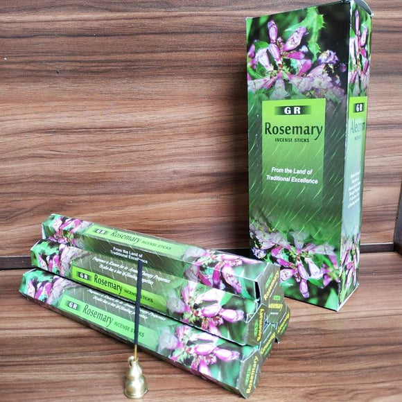 Rosemary and Tobacco Incense | Green Witch Creations - greenwitchcreations