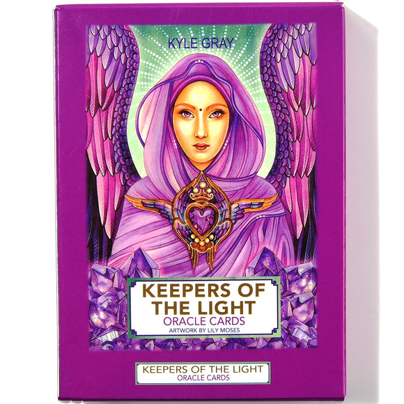 Keepers of the Light Oracle Card Deck - greenwitchcreations