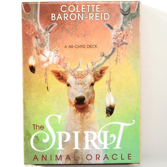 The Spirit Animal Oracle Deck - greenwitchcreations