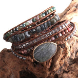 Fashion Stone Handmade Bracelets - greenwitchcreations
