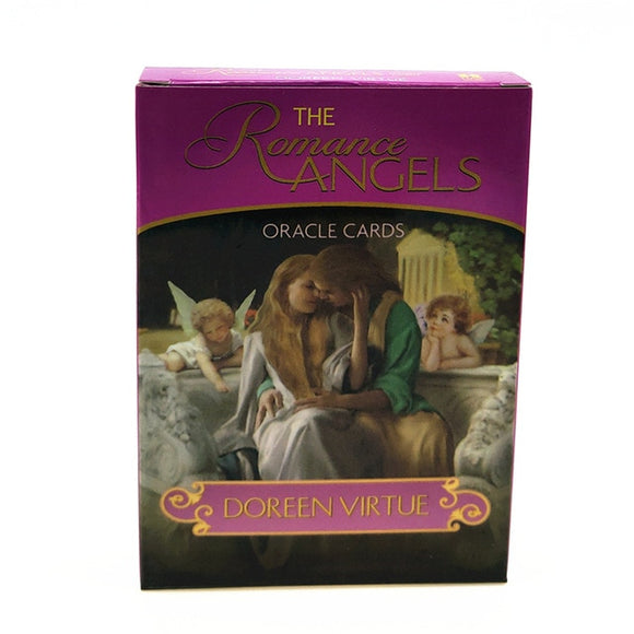 The Romance Angels Oracle Card Decks - greenwitchcreations