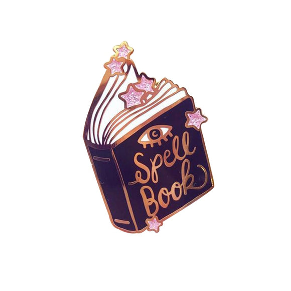 Spell Book Pins - greenwitchcreations