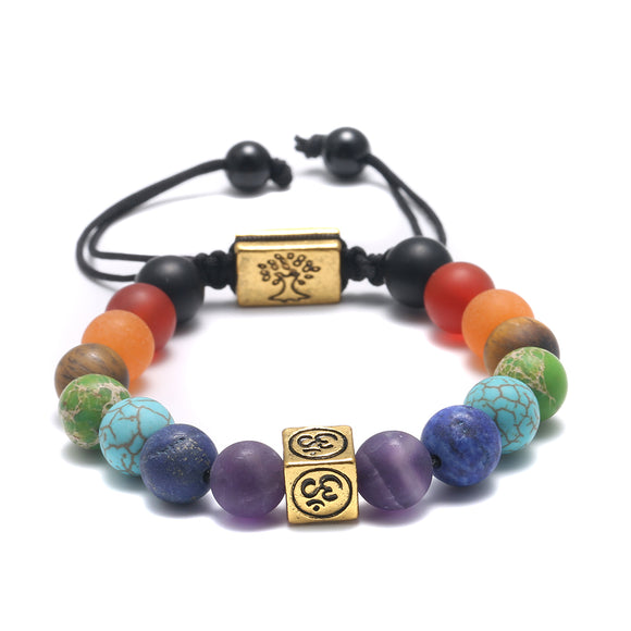Chakra Bracelets | Handmade Jewelry | Green Witch Creations - greenwitchcreations